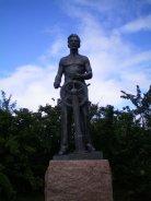 Sailing Statue in Narvik