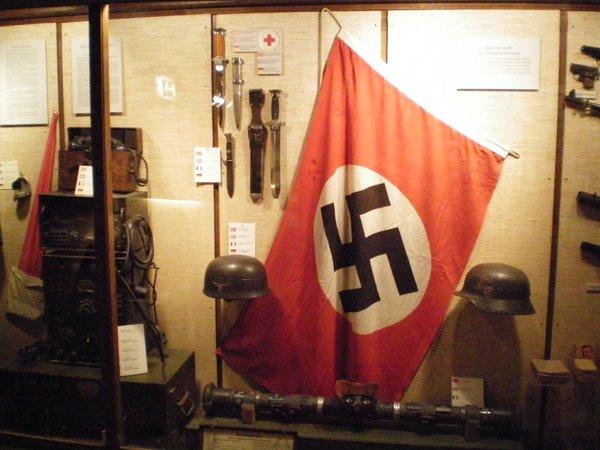 War Museum in Narvik, Norway.
