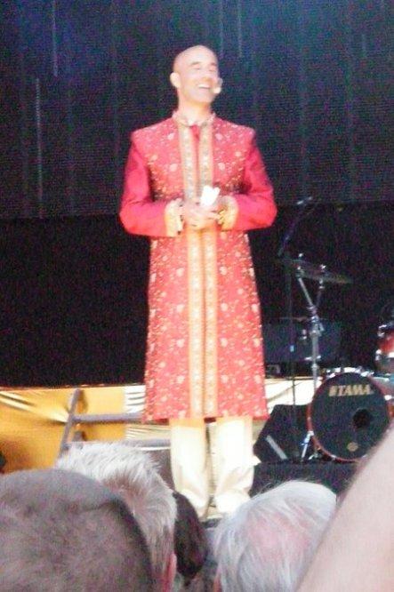 Mark Levengood at Stockholm Pride 2008