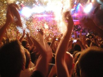 Schlager Night at Stockholm Pride