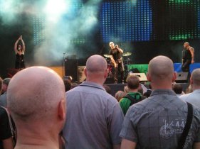 Right Said Fred and Fans