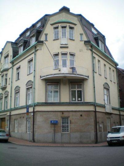 Baldersgaten 1 - the head office for ABBA in the 1970s.