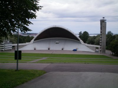 Song Festival Theatre in Tallinn