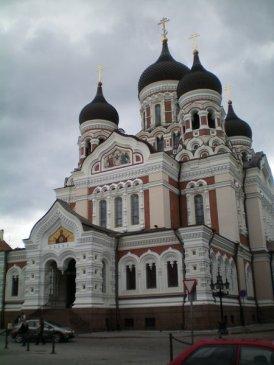 Russian Orthodox Church in Tallinn