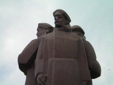 Not a Soviet sculpture