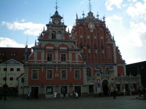Church in Riga