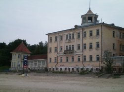 Old resort at Jurmala, Latvia