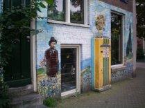 Van Gogh in Amsterdam