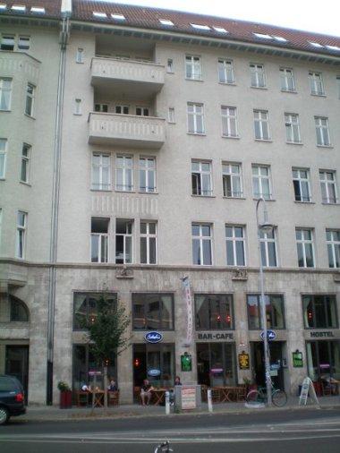 St Christopher's Inn Hostel, Rosa Luxemburg Strasse