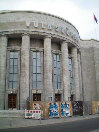 Volksbuhne, Rosa Luxemburg Strasse, Berlin