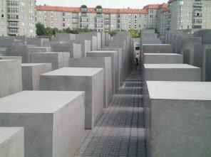 Jewish holocaust memorial.