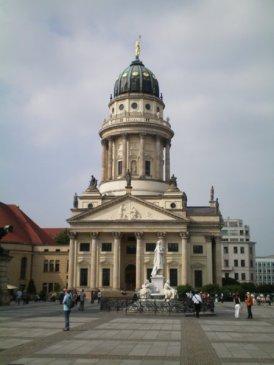 Rebuilt Cathedral