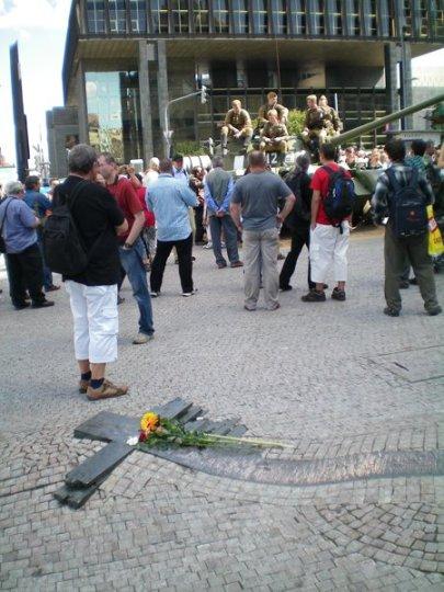 Prague Spring Anniversary