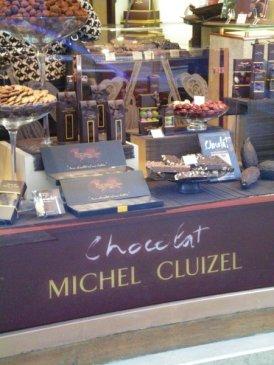 Expensive chocolates in Paris