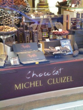 Expensive chocolates in Paris