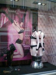 Expensive underwear in Paris