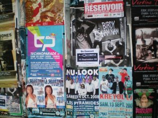 Parisien Posterboards