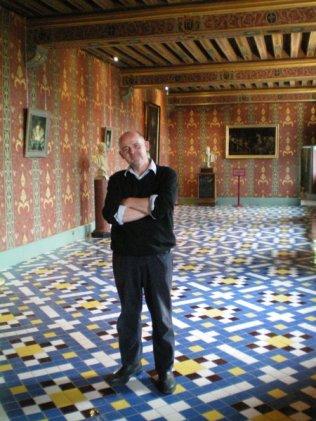 Chateau Royal, Blois, France