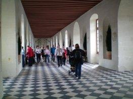 Castle of Chenonceau.