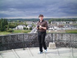 David at Amboise.