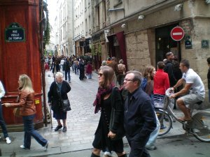 Sunday in The Marais