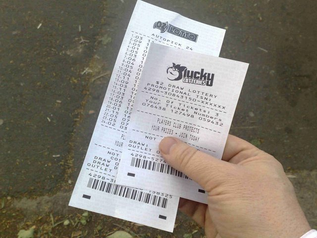 Tonight's winning Lotto numbers are..