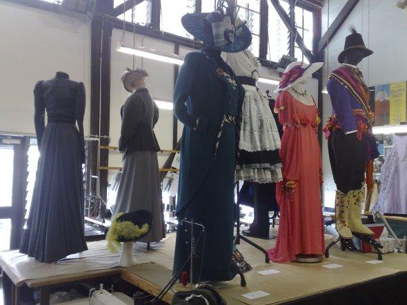Costumes Workshop
