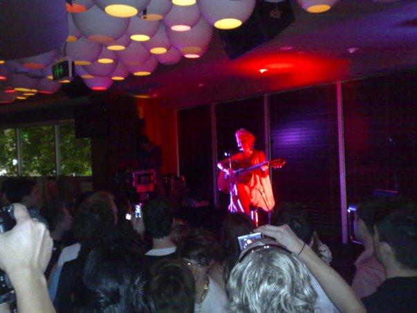 September (Petra Marklund) plays Sydney, Australia 7.11.08