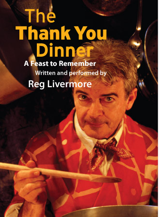 Reg Livermore