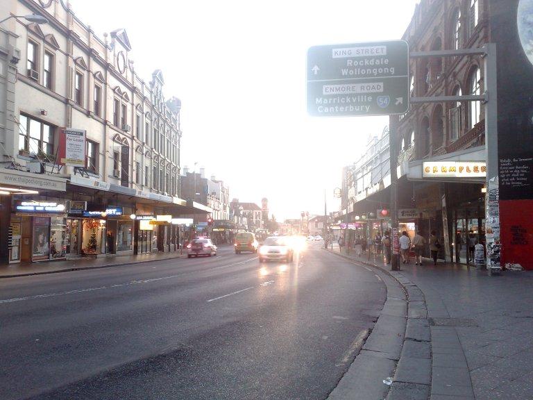 King Street, Newtown, Sydney