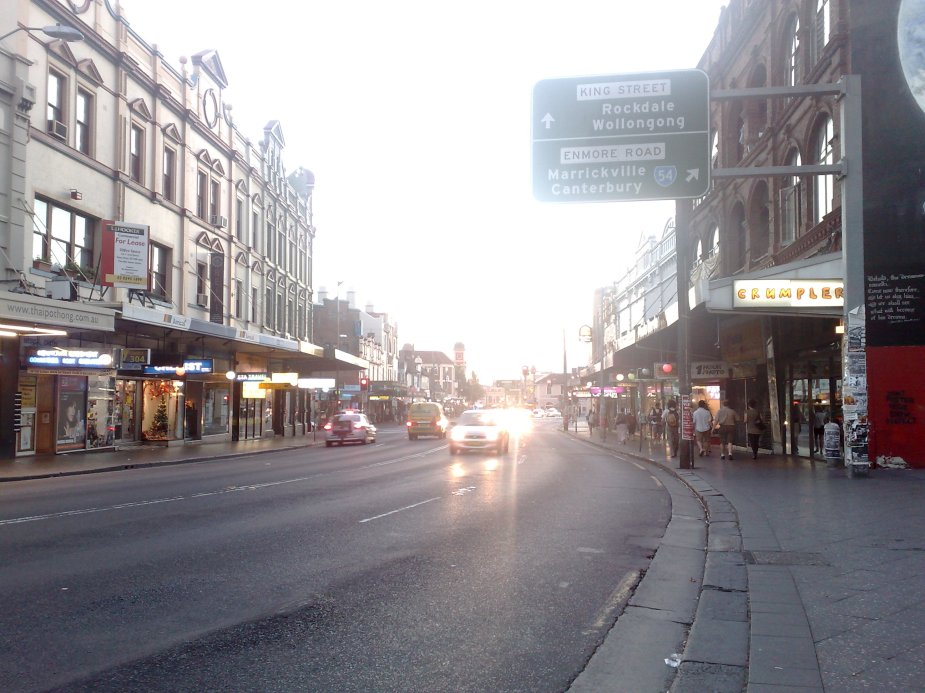King Street, Newtown, Sydney