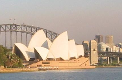 Sydney Pollution - January 2003