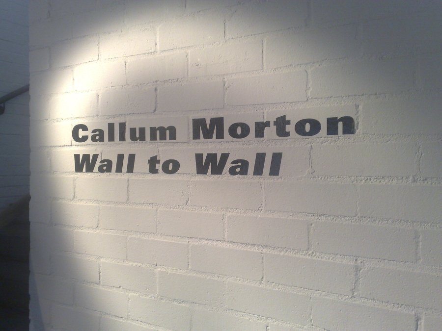 Callum Morton - exhibition at Roslyn Oxley 9