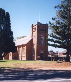St Peters, Campbelltown thanks to Joye Walsh