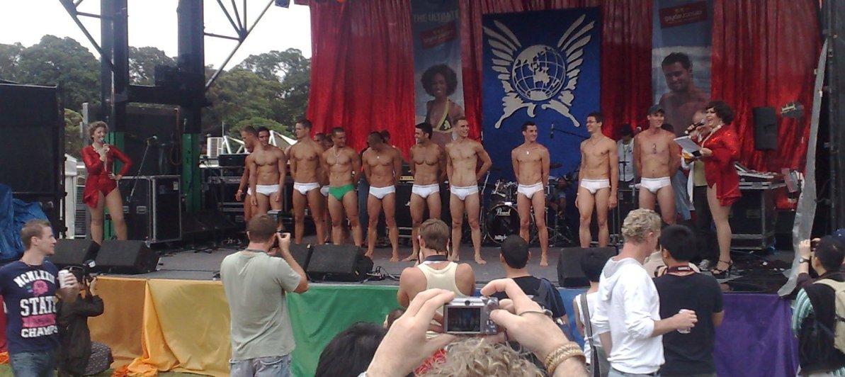 Fair Day Underwear Show