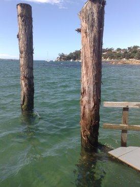 Bundeena Wharf
