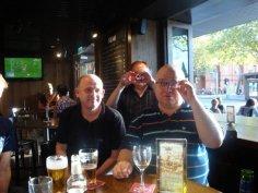 James O'Brien, Graeme Read, Grant Whittingham