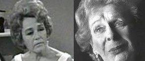 Thelma Scott and Gwen Plumb.