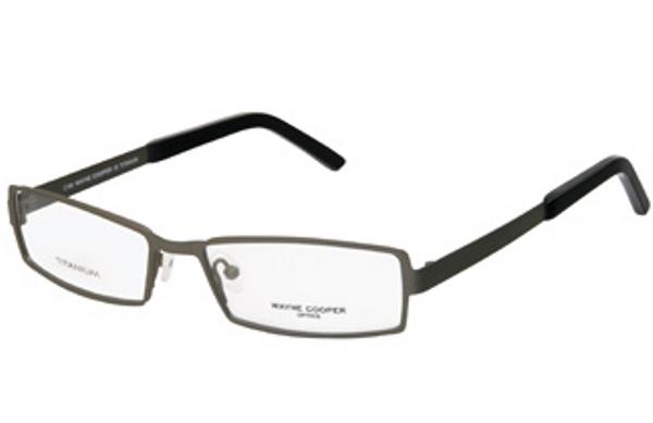 Glasses by Wayne Cooper.