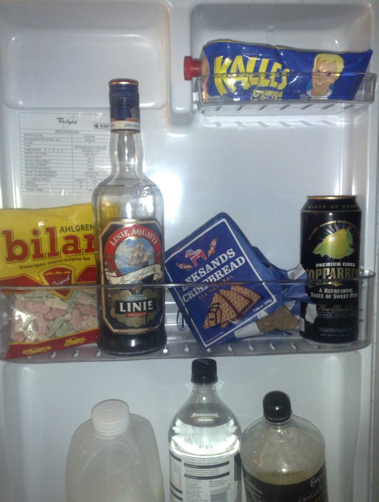 Swedish Fridge
