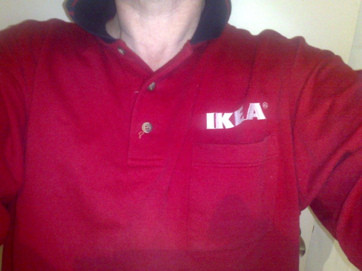 Ikea Staff Sloppy-Joe