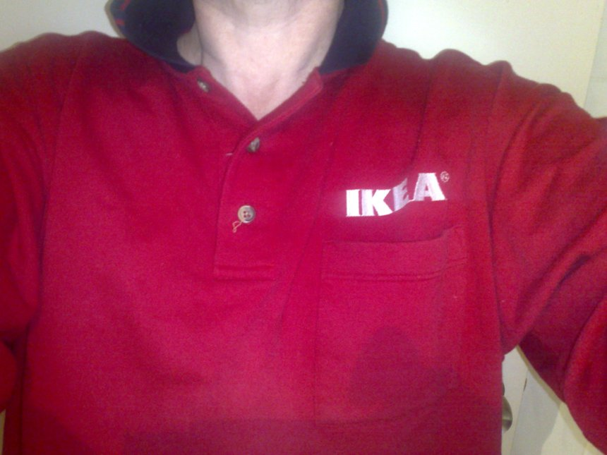 Ikea Staff Sloppy-Joe