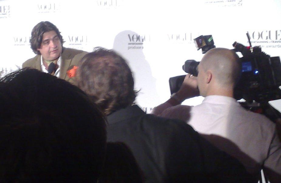 Vogue Produce Awards 2009