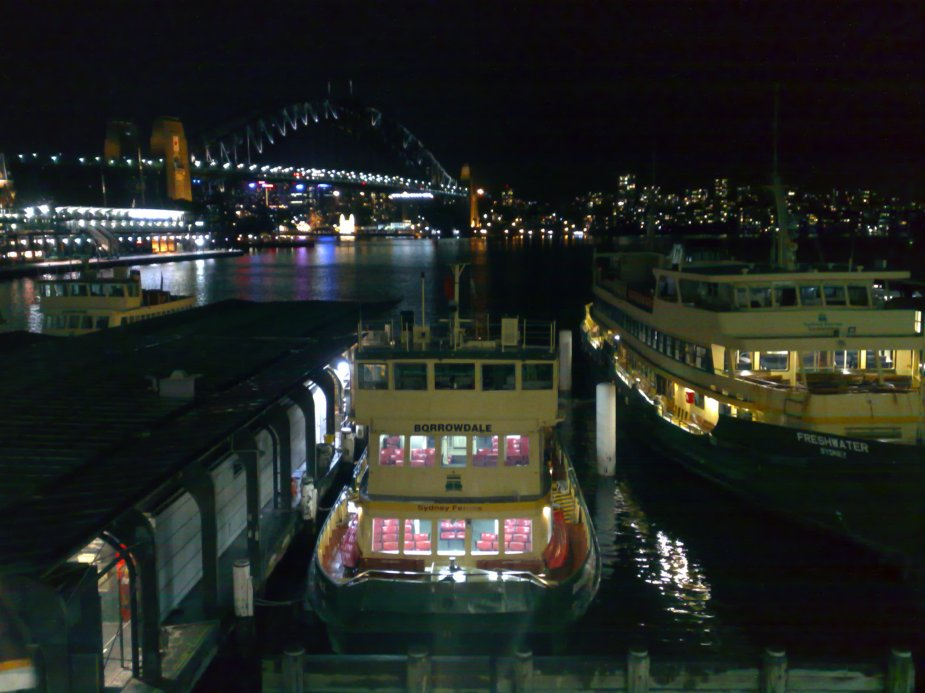 View from Circular Quay
