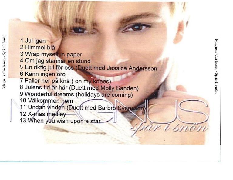 Magnus Carlsson Christmas Album