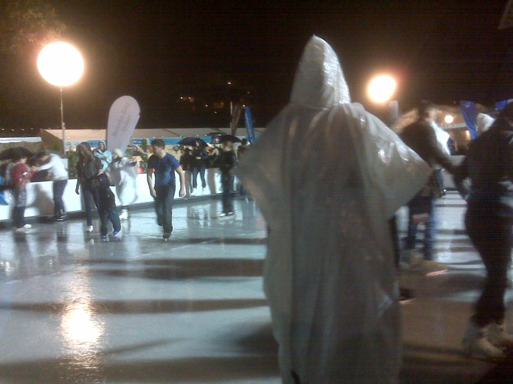 St Marys Cathedral Ice Rink