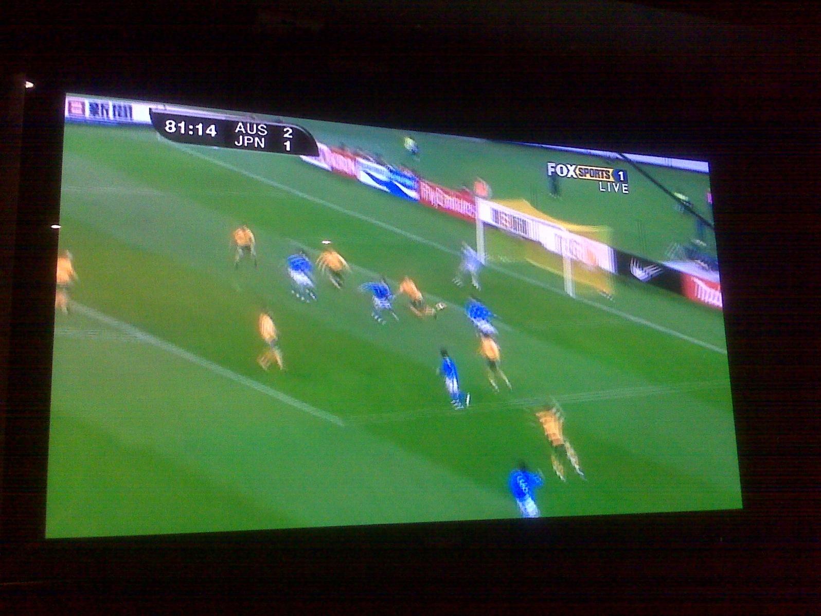 World Cup Qualifier - Australia v Japan