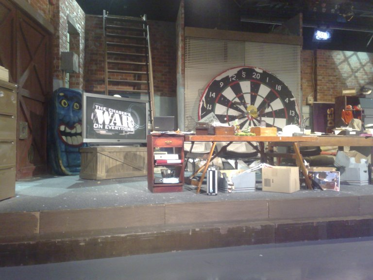 Set of The Chaser