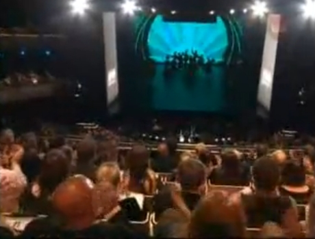 You will no doubt recognise my bald head as part of the Helpmann Awards telecast.