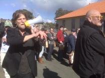 Rod Quantock leads Cockatoo Island Tour